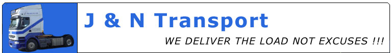 J & N Transport Specialist Road Transport, Storage and Distribution Limavady